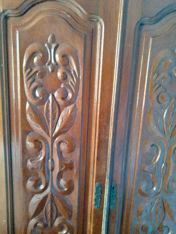 Guarda roupa Cerejeira 6 portas  - Foto 5