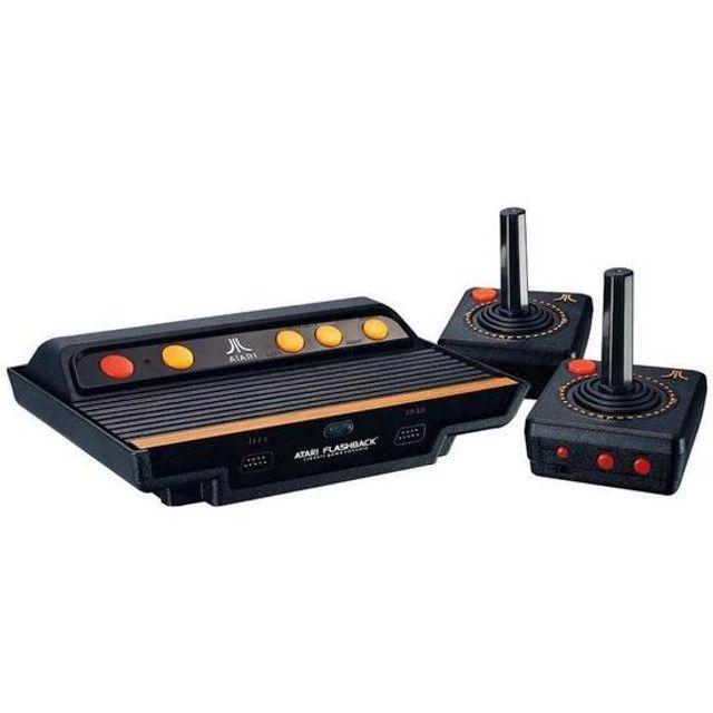 Console Retro Atari Flashback 8 Classic Game com 105 Jogos - Foto 3