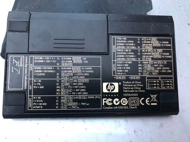 Calculadora HP financeira - Foto 5