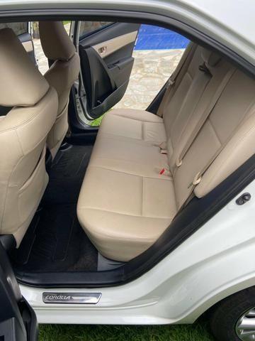 Corolla Altis 2.0 2016 - Revisado Sempre na Toyota - Aceito troca - Foto 6