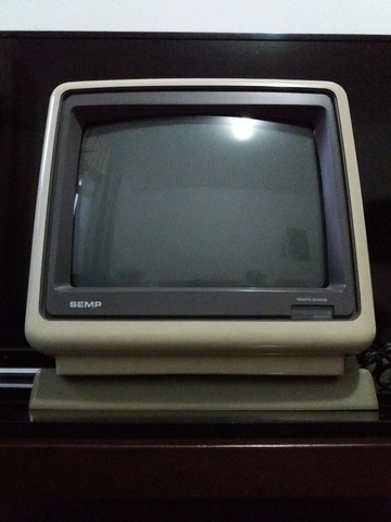 TV Semp Toshiba 10 polegadas!!!
