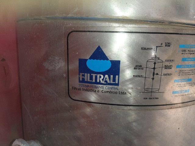 Filtro Predial inox - Foto 3