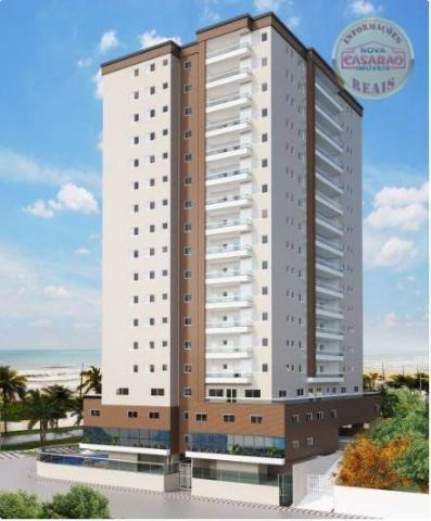 Apartamento com 2 dormitórios à venda, 77 m² por R$ 419.958 - Maracanã - Praia Grande - Foto 6