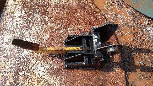 Mini escavdeira BobCat (acessórios)
