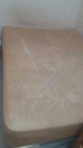 Vendo em perfeito estado,  coxão de molas  - Foto 2