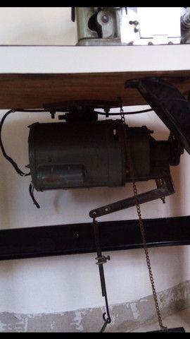 Máquina overlock semi industrial - Foto 4