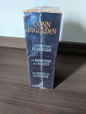 Livro O Conquistador (box 3 Volumes) - Foto 2