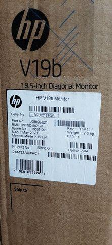MONITOR LED HP NOVO - Foto 2