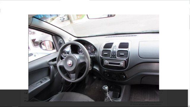 Fiat Gran Siena 2014 *km baixo - Foto 4