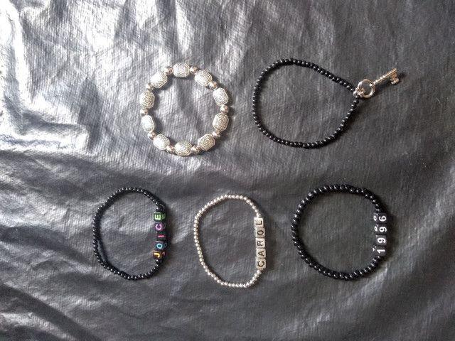 Bijus: Colares, brincos e pulseiras - Foto 6