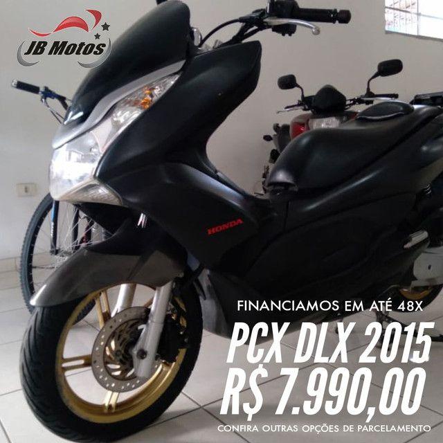 Pcx Dlx 2015 7.690,00