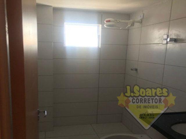 Treze de Maio, apartamento, 02 quartos, suite, vaga coberta, R$ 1.000, João Pessoa - Foto 5