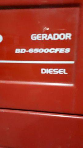 Gerador monofásico Diesel - Foto 2