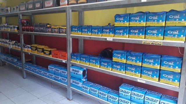 Baterias automotivas preço baixo e qualidade  3399-9553 - Foto 2