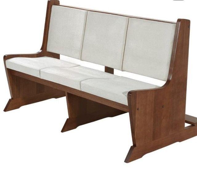 Bancos, Altares e tribunas - Todos os tipos de móveis para igrejas - Foto 5