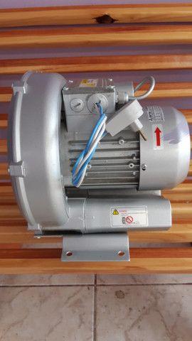 Compressor Radial Asten ou Oxigenador - Foto 2