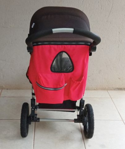 Carrinho de bebê importado knorr - Foto 5