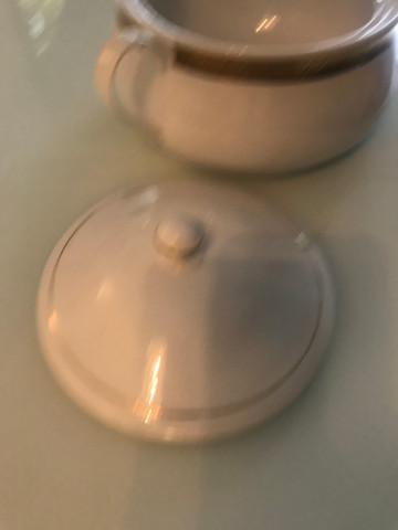 Sopeira porcelana
