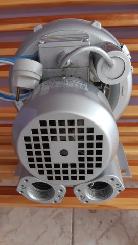 Compressor Radial Asten ou Oxigenador - Foto 4