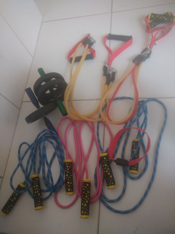 Rodas e elastico extensores profissionais - Foto 2