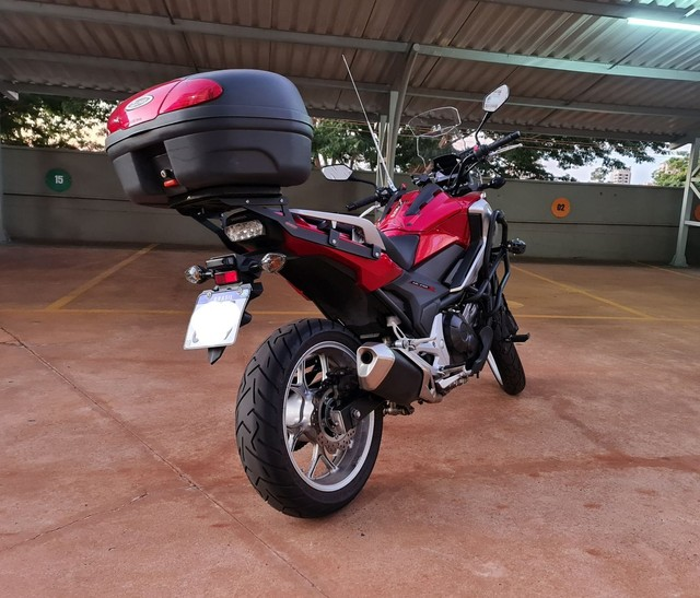 Honda Nc750x ABS  - Foto 2