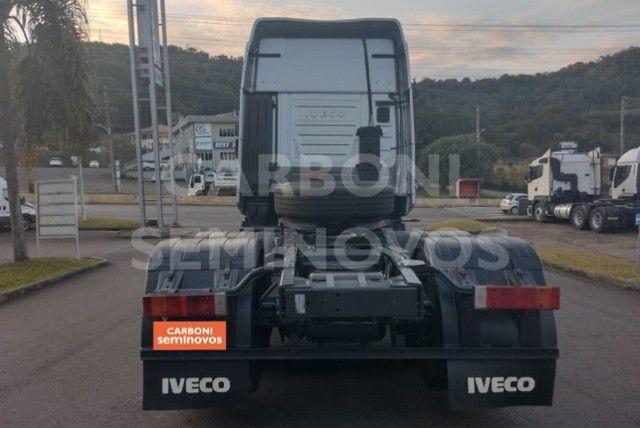 Iveco Hi Way 600S44T, ano 2018/2019 - Foto 9