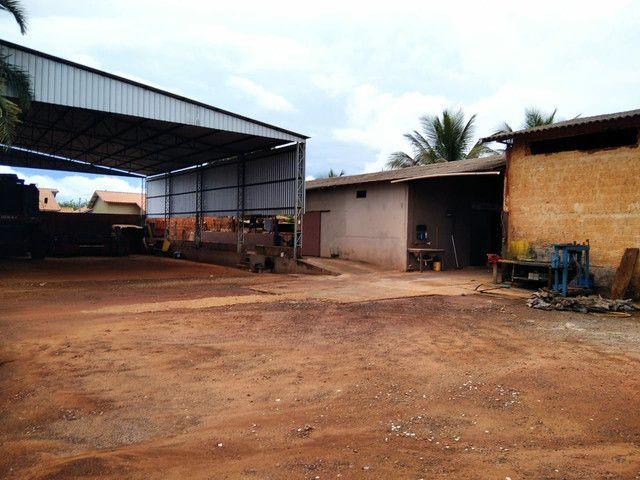Imovel em São Gabriel do Oeste MS - 3 Barracões com Casa e 3 Terrenos Vazios  - Foto 13