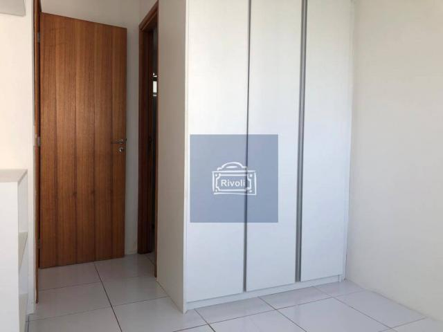 Apartamento para alugar, 48 m² por R$ 2.100,00/mês - Tamarineira - Recife/PE - Foto 6