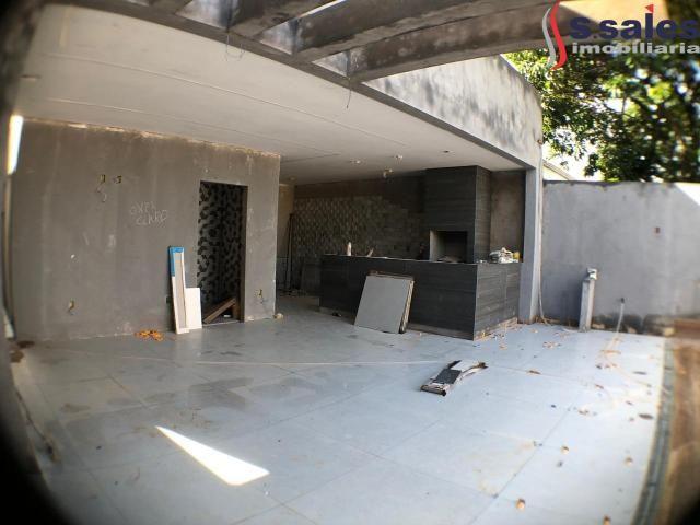 Linda Casa em Vicente Pires com 03 Suítes - Lazer Completo! Brasília DF - Foto 10