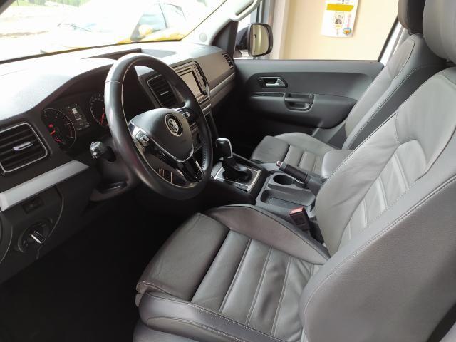 VW - VOLKSWAGEN AMAROK Highline CD 3.0 4x4 TB Dies. Aut. - Foto 6