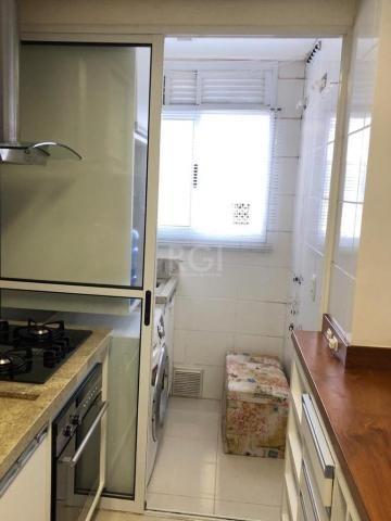 Apartamento à venda com 2 dormitórios em Cristal, Porto alegre cod:VP87617 - Foto 10