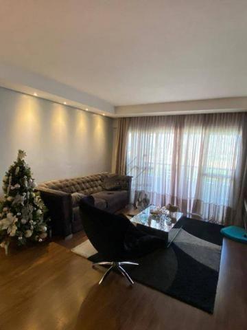 Apartamento no Residencial Bonavita com 4 dormitórios à venda, 141 m² por R$ 850.000 - Jar - Foto 3