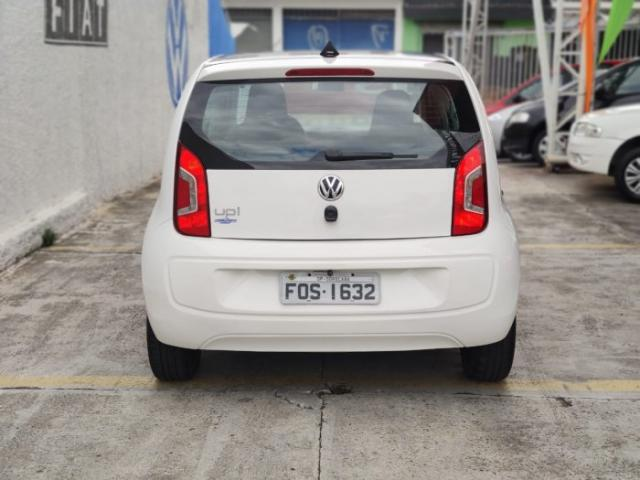 Volkswagen up 2015 1.0 mpi take up 12v flex 4p manual - Foto 5