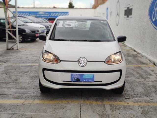 Volkswagen up 2015 1.0 mpi take up 12v flex 4p manual - Foto 2