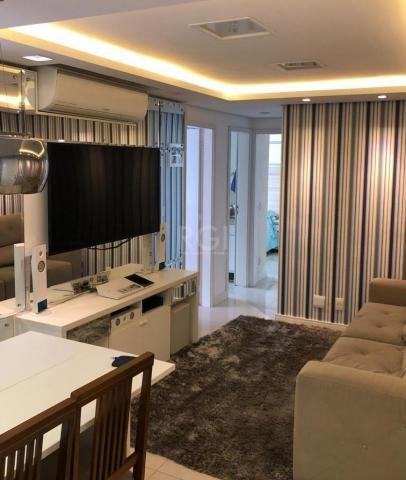 Apartamento à venda com 2 dormitórios em Cristal, Porto alegre cod:VP87617 - Foto 5