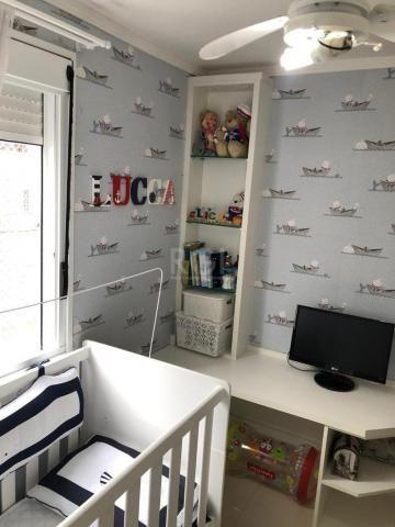 Apartamento à venda com 2 dormitórios em Cristal, Porto alegre cod:VP87617 - Foto 20