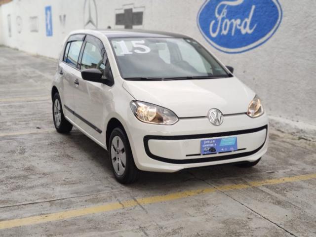 Volkswagen up 2015 1.0 mpi take up 12v flex 4p manual