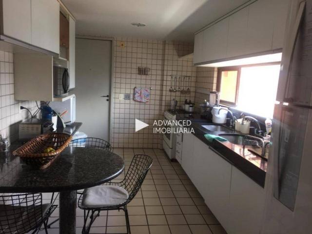 Apartamento com 4 dormitórios à venda, 260 m² por R$ 1.500.000 - Graças - Recife/PE - Foto 19