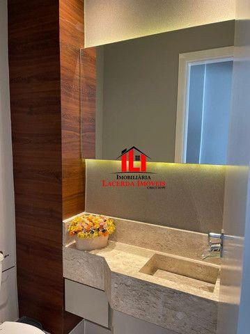 Mundi Resort, 96m², Mobiliado 100%, 14º andar, 3 quartos/suíte, 3 vagas - Foto 17