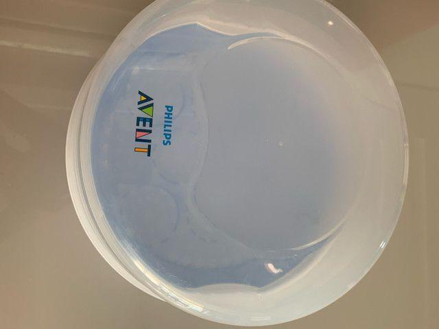Esterelizador de mamadeira Avent  - Foto 2