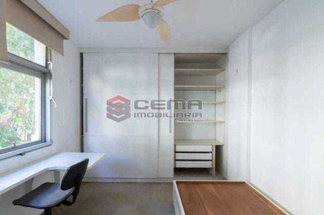 Apartamento para alugar com 3 dormitórios em Flamengo, Rio de janeiro cod:LAAP34636 - Foto 12