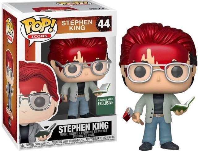 Funko Pop - Stephen King (Special Edition) #44