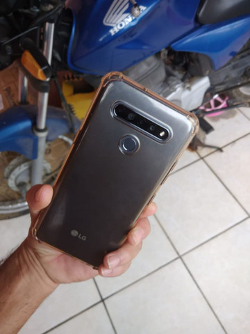 vendo k41s ou troco em.iphone 6s 7 bateria 100% - Foto 3