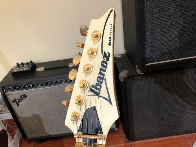 Guitarra Ibanez Rg 350 Gx Japan - Foto 4