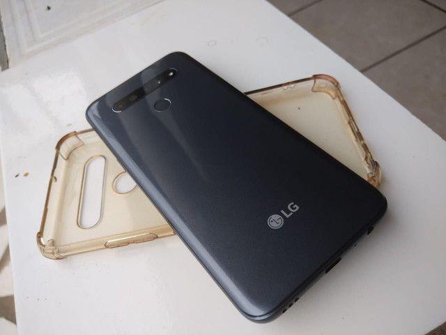 vendo k41s ou troco em.iphone 6s 7 bateria 100% - Foto 4