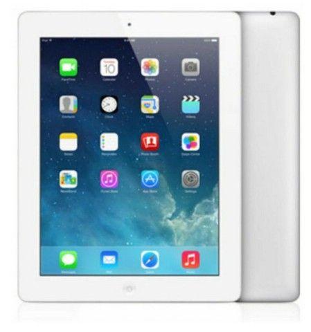 "Tablet iPad 4 Apple 16Gb Wi-Fi 9,7"" Branco"
