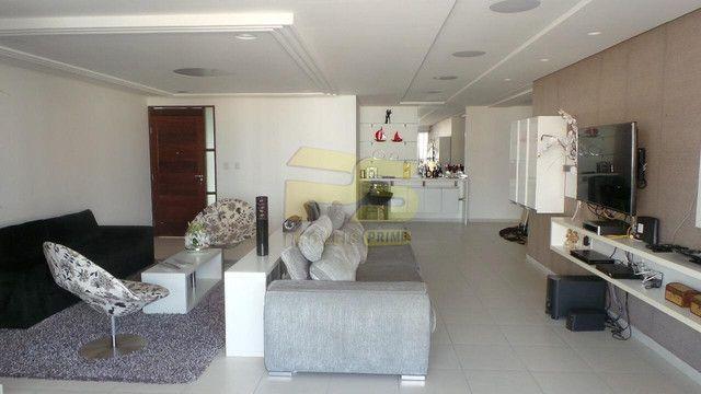 Apartamento à venda com 4 dormitórios em Manaíra, João pessoa cod:psp502 - Foto 3
