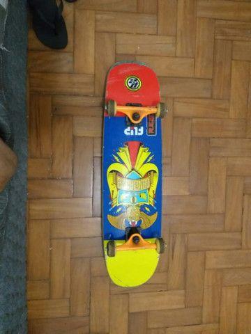 Skate importado  shape p2 - Foto 2