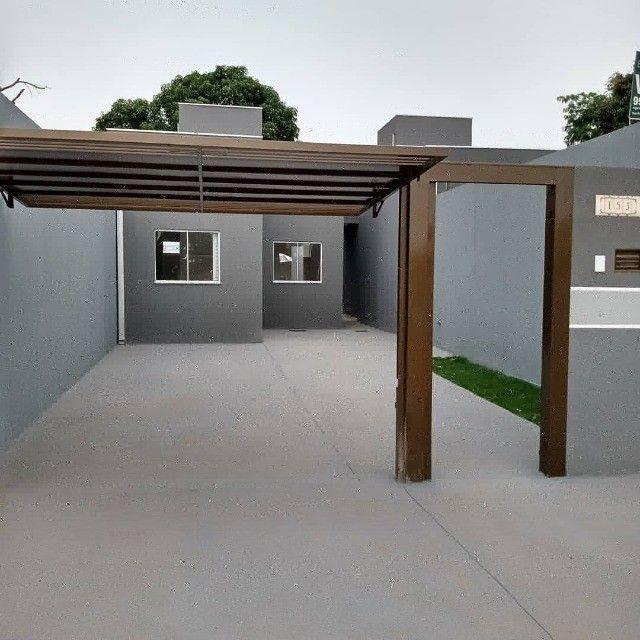 Linda Casa Jardim Columbia - Foto 7