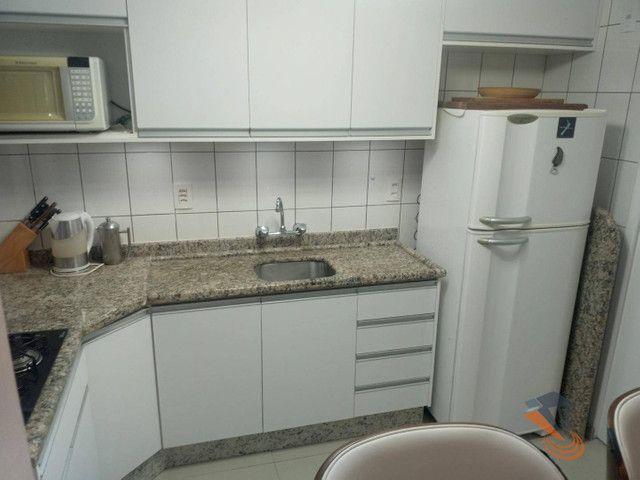 Apartamento com 3 dormitórios à venda, 94 m² por R$ 460.000 - Balneário - Florianópolis/SC - Foto 9